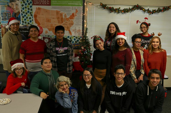 Holiday greeting from The Spellbinder staff!!