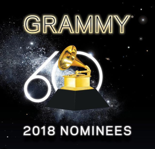 60th Annual Grammys Poster