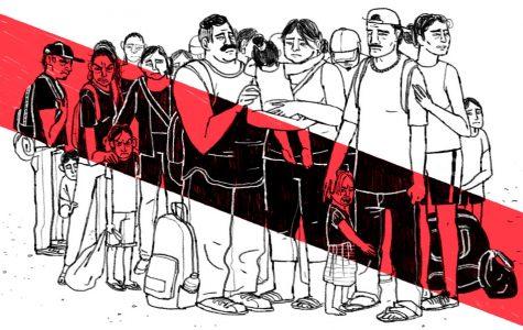 Immigration caravan seeks refuge in the U.S.