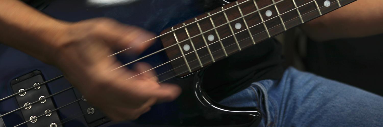 Teacher and musician Mr. Kaneko