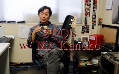 21 Questions with Mr. Kaneko