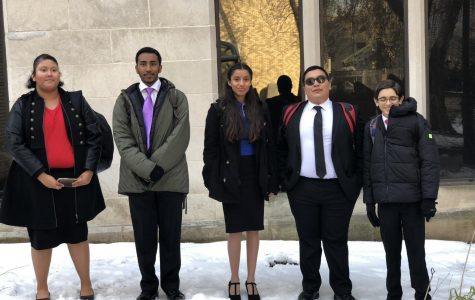 Speech and Debate's experience in a travel tournament