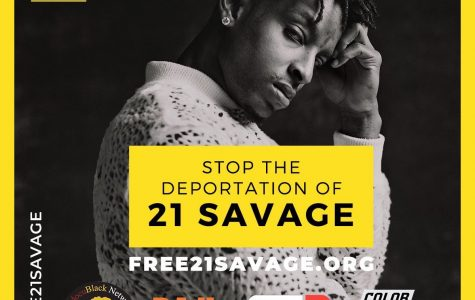 Campaign to free 21 Savage from deportation