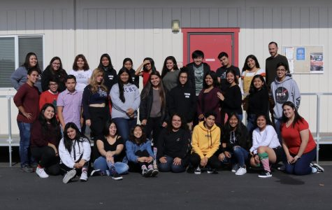 A group photograph of Middle College High School's ASB class of 2019.