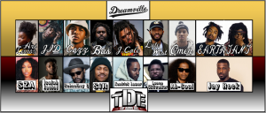 Dreamville & TDE Artists