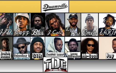 Dreamville & TDE Artists