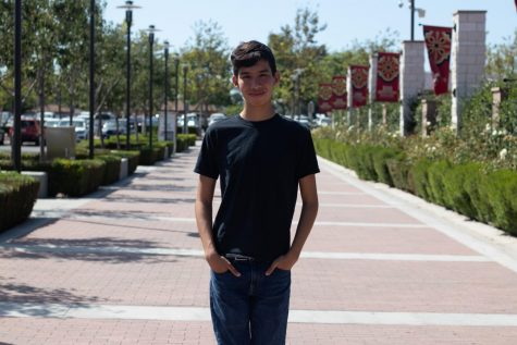 Journalism lead to a better path for this MCHS staff writer, William Gallegos.
