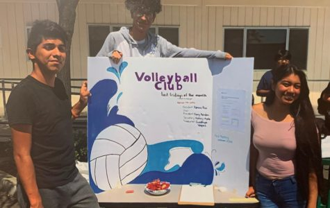 Volleyball club was a prosperous club in the year 2018-2019, but it sadly died out this year.