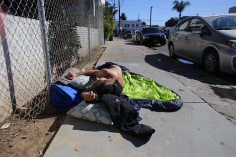 The homeless population is disconnected from society now more than ever due to this global pandemic.