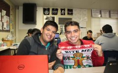 These two, am I right?! Seniors and editors-in-chief Emanuel Negrete and Alejandro Cervantes have left an indelible mark on The Spellbinder and we are forever grateful.