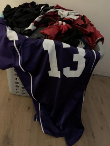 Time to hang up the uniforms?