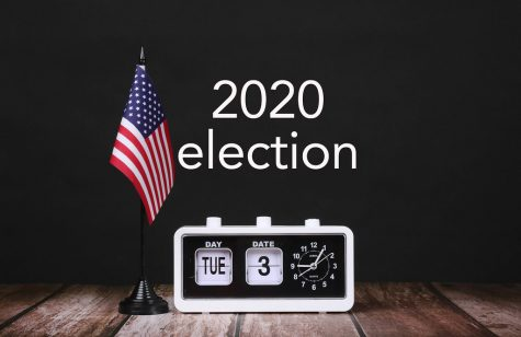 The 2020 election will be held on November 3.