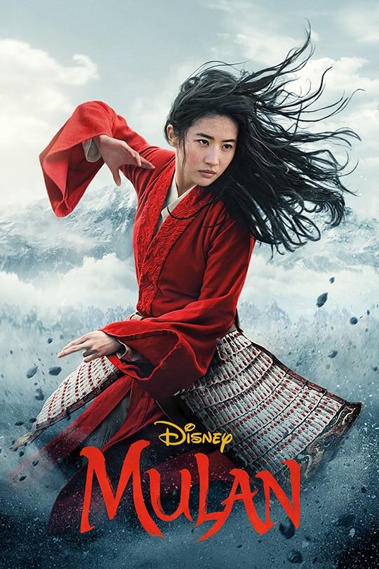 Disney's live action Mulan premiered on Disney+ starring Liu Yifei as Hua Mulan.