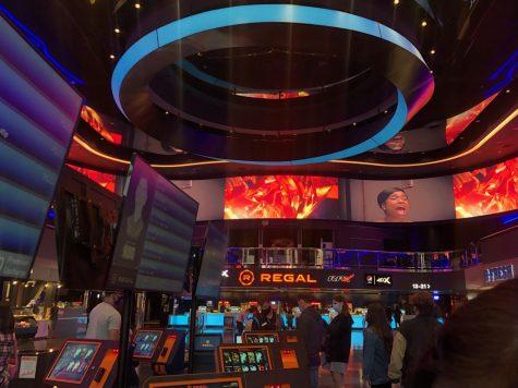 Regal Irvine Spectrum movie theater