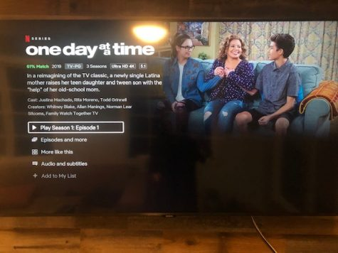 """Television series """"One Day at a Time"""" features a Cuban-American family in Los Angeles."""