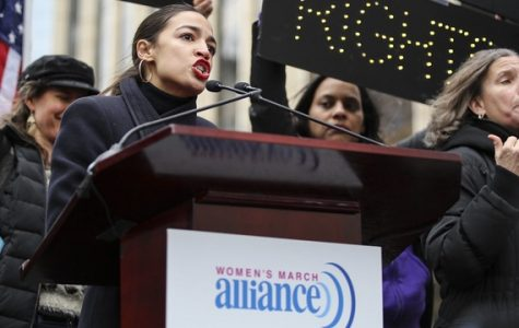 Congresswoman Alexandria Ocasio-Cortez gives a speech at the 2019 Women's March in New York about civil rights, justice and why being polite is not the same as being quiet.