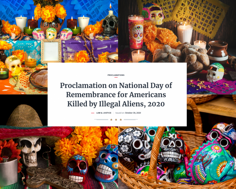 With his October Proclamation, Donald Trump insulted Day of the Dead traditions.