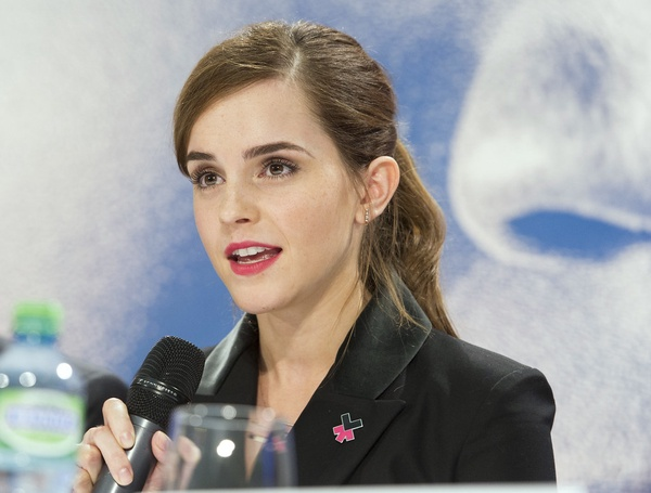 In July of 2014, Emma Watson introduced the