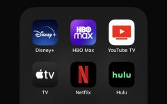 Students now have to pay for multiple streaming services to watch shows and movies.