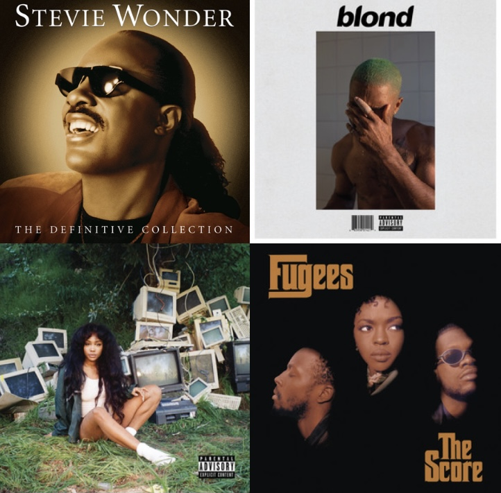 The Spellbinder staff celebrates Black History Month with a playlist of their favorite black artists.