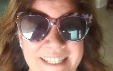 """Work hard and stay positive"" — Mrs. VanDusen"
