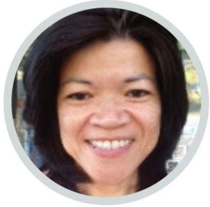 """""""Believe in your own true self"""" -- Ms. Nguyen"""